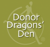 A report from inside the Inyathelo Donor Dragons' Den