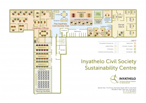 Conferencing facilities and office space available at Inyathelo