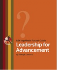 Leadership for Advancement (2014). By Shelagh Gastrow