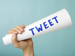 Tweeting your organisation's event